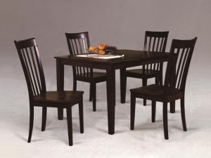 Espresso 5-PC Dining Set
