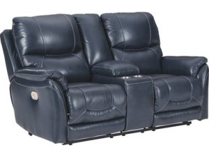 Aiden Power Reclining Loveseat with Console